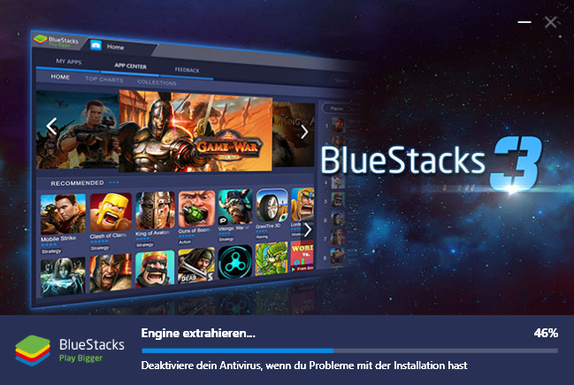 Bluestacks
