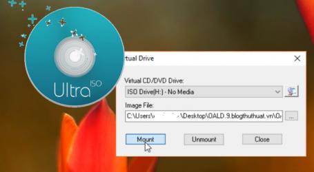 Hướng dẫn giải nén các file đuôi mdf, mds, iso, cue...bằng UltraISO