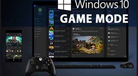 Hướng dẫn kích hoạt và tắt chế độ Game Mode trên Windows 10