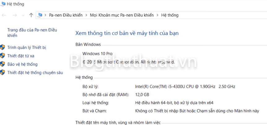 Hướng dẫn cài đặt tiếng việt cho Windows 10