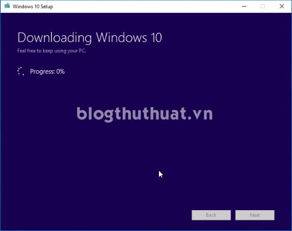 Cách tải Windows 10/8/7 mới nhất trực tiếp từ Microsoft