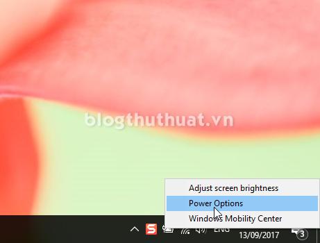 Cách gập laptop máy vẫn hoạt động Windows 7/8/10