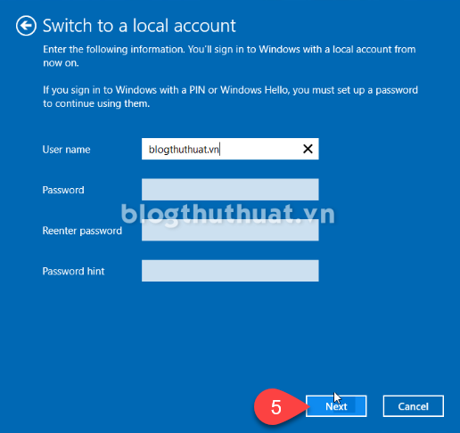 Hướng dẫn tắt mật khẩu đăng nhập Windows 8/8.1/10