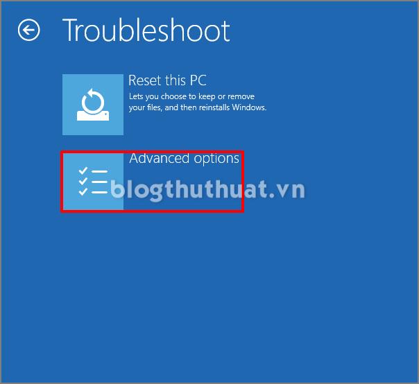 Cách truy cập vào Safe mode (Chế độ an toàn) trong Windows 10