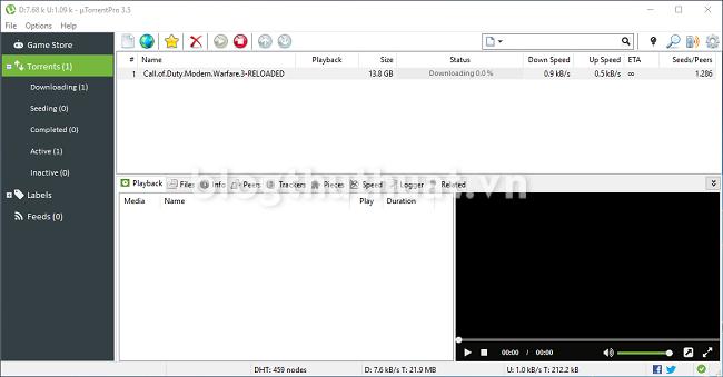Cách tải link magnet bằng trình duyệt và phần mềm uTorrent