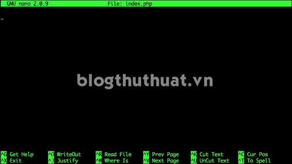 Hướng dẫn chỉnh sửa crontab trên VPS/Server