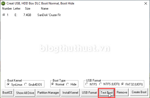 Hướng dẫn cài đặt USB DLC BOOT 2019 đa năng